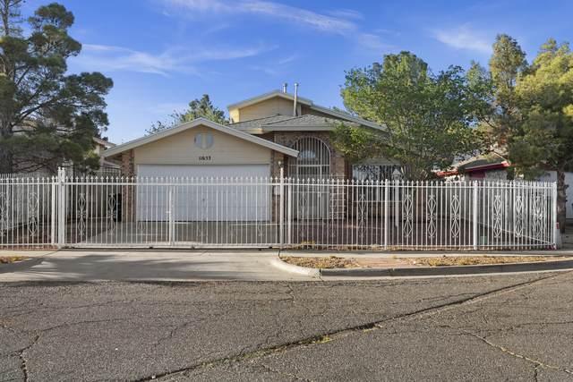 11653 Cayuga Circle, El Paso, TX 79936 (MLS #844541) :: The Matt Rice Group