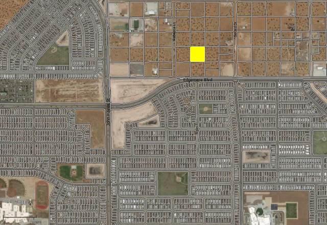 TBD Tbd, El Paso, TX 79938 (MLS #844543) :: Red Yucca Group