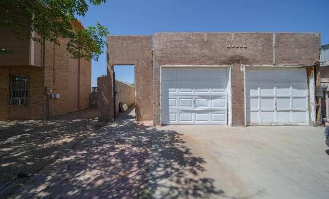 10845 Quartz Street, El Paso, TX 79924 (MLS #844555) :: Summus Realty