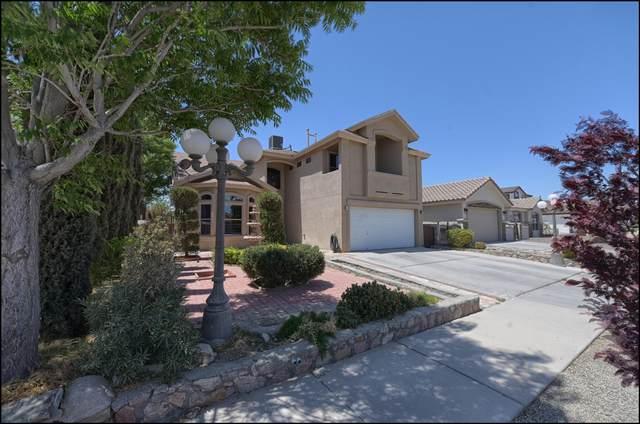 425 Sand Verbena Street, Horizon City, TX 79928 (MLS #844564) :: Summus Realty