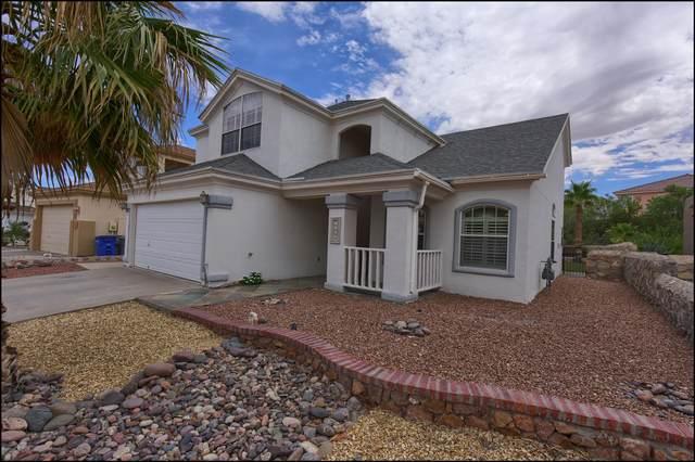1516 Deer Ridge Lane, El Paso, TX 79912 (MLS #844570) :: Summus Realty