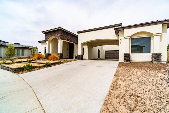 496 Bingley Place, El Paso, TX 79928 (MLS #844581) :: Summus Realty