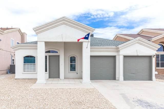 3640 Lantana Lane, El Paso, TX 79936 (MLS #844597) :: Summus Realty