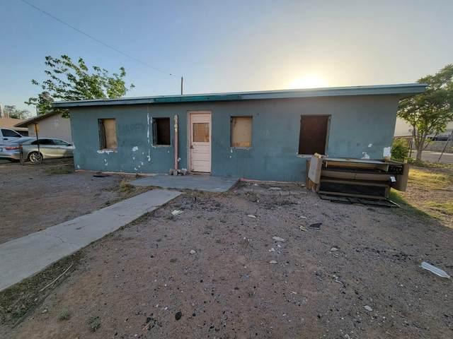 8761 Lawson Street, El Paso, TX 79904 (MLS #844602) :: The Purple House Real Estate Group