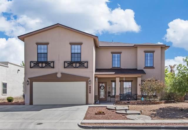 7404 Brays Landing Drive, El Paso, TX 79911 (MLS #844611) :: Summus Realty