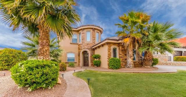 6364 Calle Del Rio Lane, El Paso, TX 79912 (MLS #844612) :: Summus Realty