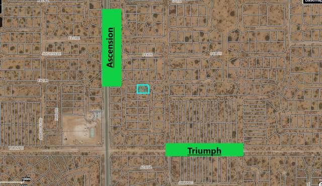 6 Pekin Avenue, El Paso, TX 79938 (MLS #844618) :: Summus Realty
