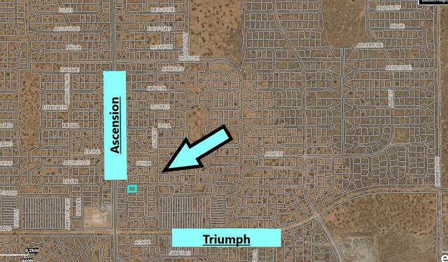 5 Pekin Avenue, El Paso, TX 79938 (MLS #844620) :: Summus Realty
