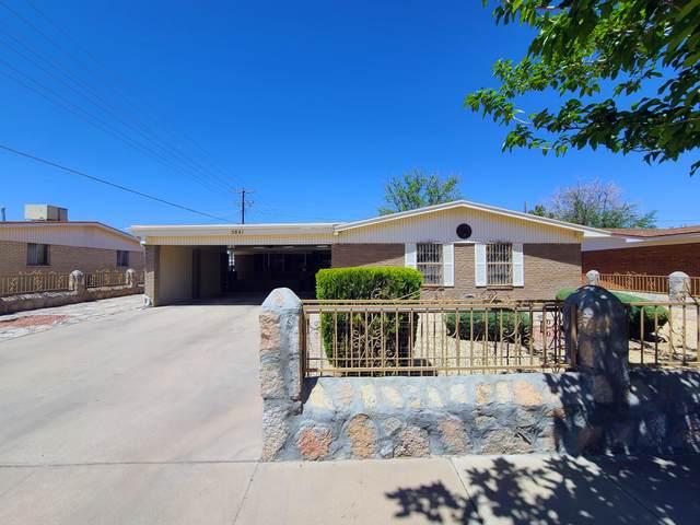 5841 Sturgeon Drive, El Paso, TX 79924 (MLS #844624) :: Summus Realty