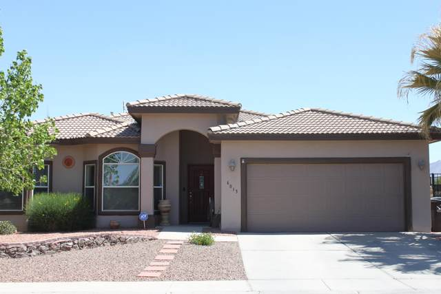 6013 Lourdes Road, Santa Teresa, NM 88008 (MLS #844625) :: Mario Ayala Real Estate Group