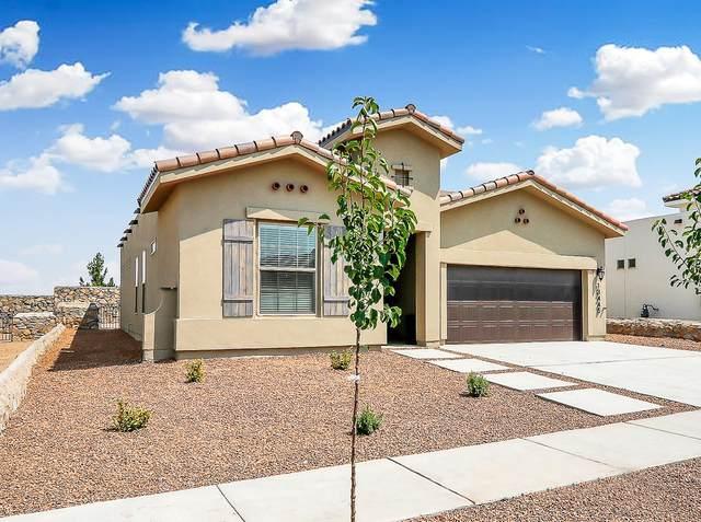 269 Emerald Sun Drive, El Paso, TX 79928 (MLS #844672) :: The Matt Rice Group