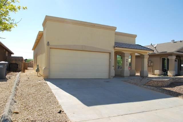 4813 Guillermo Espinoza Street, El Paso, TX 79938 (MLS #844696) :: Summus Realty