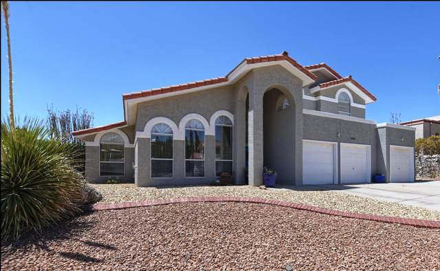 6601 Imperial Ridge Drive, El Paso, TX 79912 (MLS #844697) :: Summus Realty