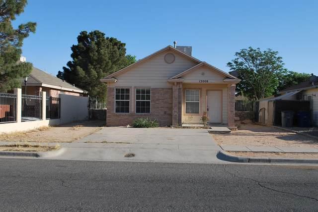 12008 Willowmist Avenue, El Paso, TX 79936 (MLS #844700) :: Preferred Closing Specialists