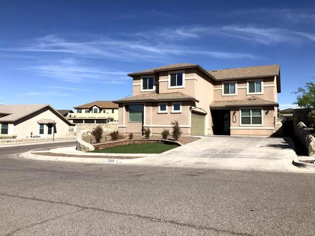 7245 Longspur Drive, El Paso, TX 79911 (MLS #844711) :: Summus Realty