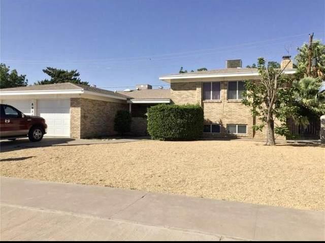 8921 El Dorado Drive, El Paso, TX 79925 (MLS #844712) :: Summus Realty
