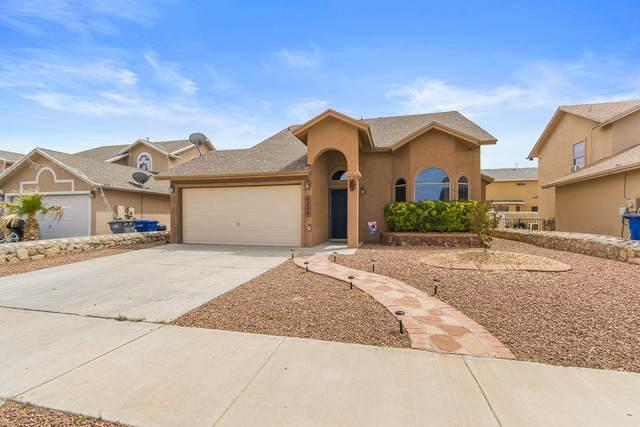 6224 Spotted Eagle Drive, El Paso, TX 79924 (MLS #844724) :: Summus Realty