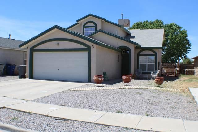 6217 Rose Colleng Place, El Paso, TX 79932 (MLS #844725) :: Summus Realty