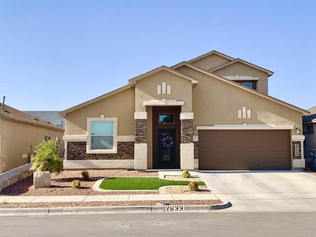 12633 Katherine Brennand Road, El Paso, TX 79928 (MLS #844738) :: Summus Realty