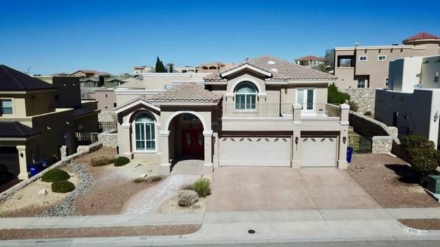 6215 Franklin Dove Avenue, El Paso, TX 79912 (MLS #844743) :: Mario Ayala Real Estate Group