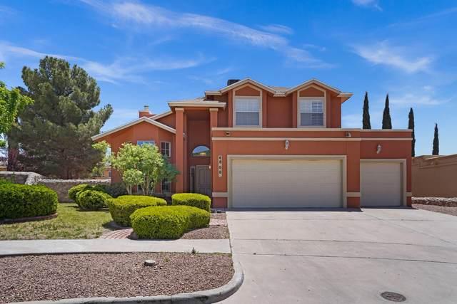 6800 Canyon Run Drive, El Paso, TX 79912 (MLS #844745) :: Summus Realty