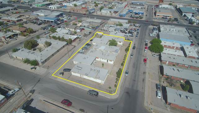 3901-3909 Harrison Avenue, El Paso, TX 79930 (MLS #844752) :: Summus Realty