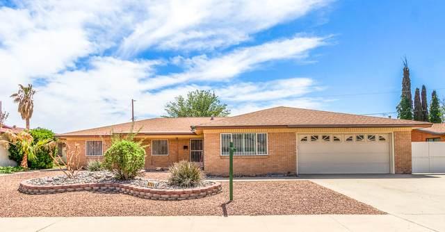 8704 Lait Drive, El Paso, TX 79925 (MLS #844768) :: Summus Realty