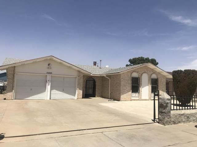 5405 Plainview Drive, El Paso, TX 79924 (MLS #844773) :: Summus Realty