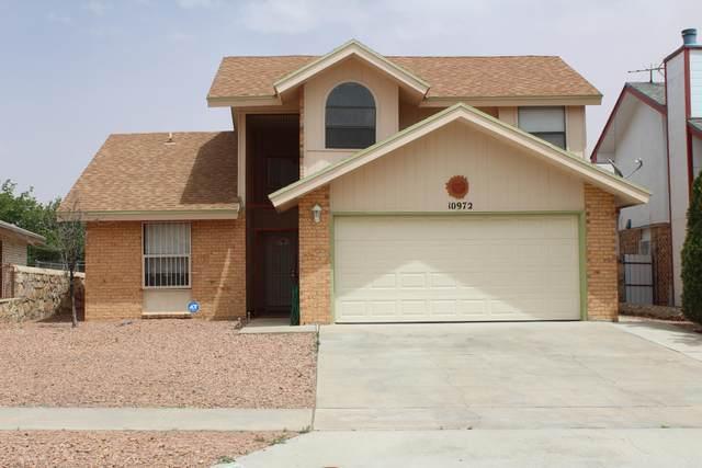 10972 Sandy Koufax Drive, El Paso, TX 79934 (MLS #844781) :: Summus Realty