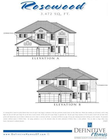 908 Crystal Deer Dr., El Paso, TX 79928 (MLS #844783) :: Jackie Stevens Real Estate Group