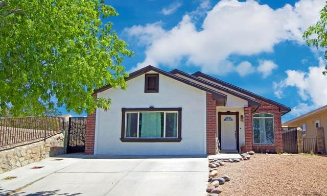 3480 Mike Godwin Drive, El Paso, TX 79936 (MLS #844787) :: Summus Realty