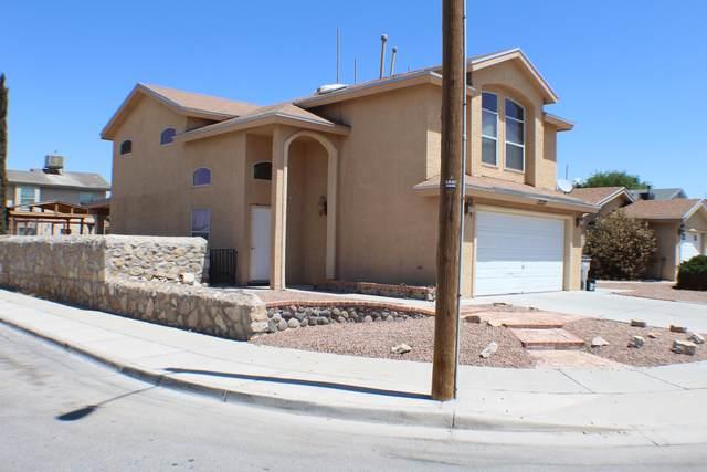12227 Saint Mark Ave, El Paso, TX 79936 (MLS #844796) :: Summus Realty