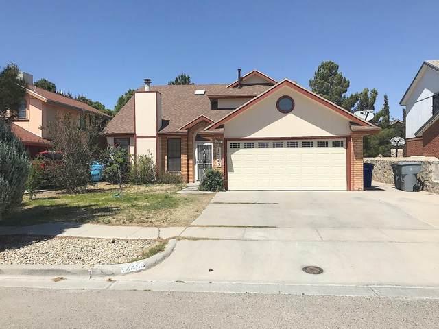 12245 Russolo Drive, El Paso, TX 79936 (MLS #844803) :: Preferred Closing Specialists