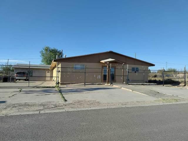 127 Roosevelt Street, Canutillo, TX 79835 (MLS #844811) :: Preferred Closing Specialists