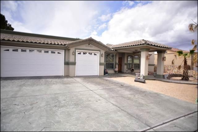 11320 Lindenwood Avenue, El Paso, TX 79936 (MLS #844860) :: Preferred Closing Specialists