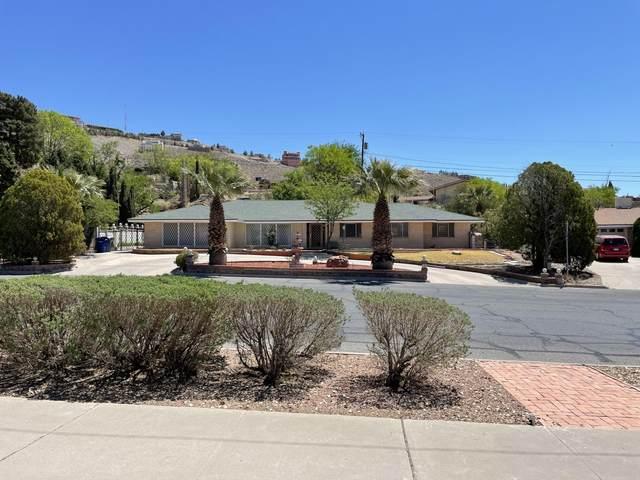 3920 Stanton Street, El Paso, TX 79902 (MLS #844870) :: Red Yucca Group