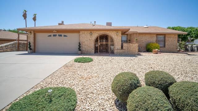4500 H S Sibley Court, El Paso, TX 79924 (MLS #844876) :: Preferred Closing Specialists