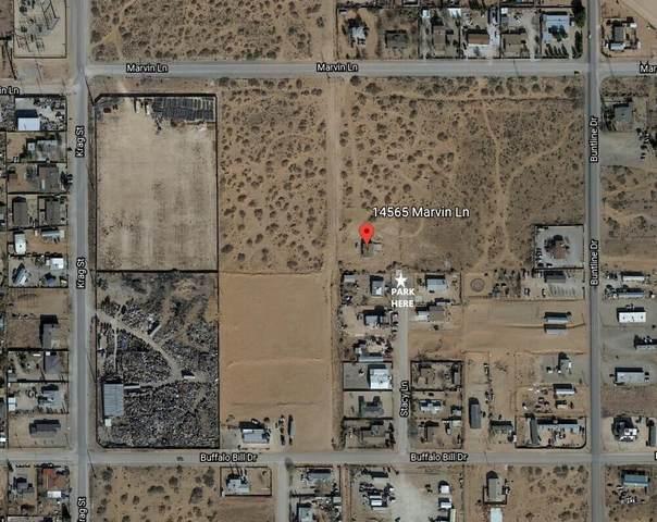 14565 Marvin Lane, El Paso, TX 79938 (MLS #844879) :: Jackie Stevens Real Estate Group
