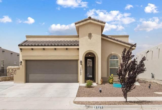 13753 Blackburn Avenue, Horizon City, TX 79928 (MLS #844892) :: Summus Realty