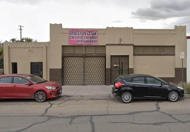 2011 Magoffin Avenue, El Paso, TX 79901 (MLS #844895) :: Summus Realty
