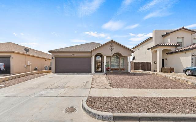 7148 Copper Town Drive, El Paso, TX 79934 (MLS #844909) :: Summus Realty