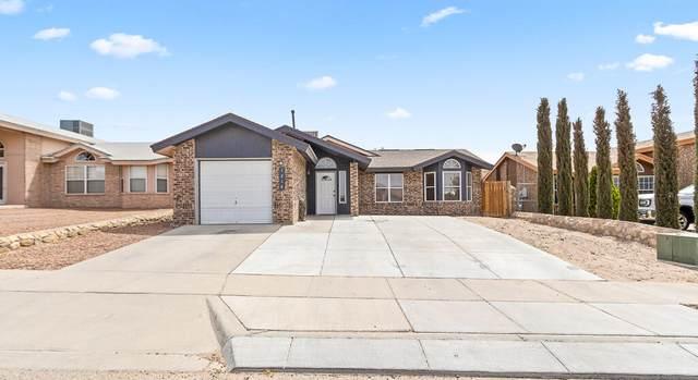 1218 Colina Bella Drive, El Paso, TX 79928 (MLS #844913) :: Summus Realty