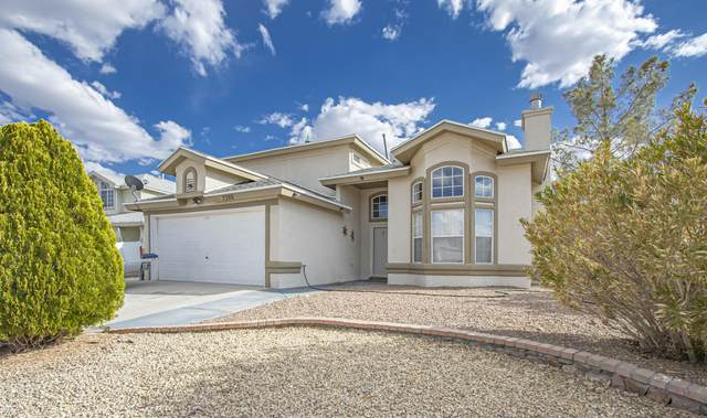 7288 Luz De Paseo Court, El Paso, TX 79912 (MLS #844928) :: Summus Realty