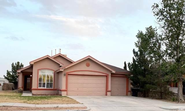 14112 Lago Seco Drive, Horizon City, TX 79928 (MLS #844938) :: Summus Realty