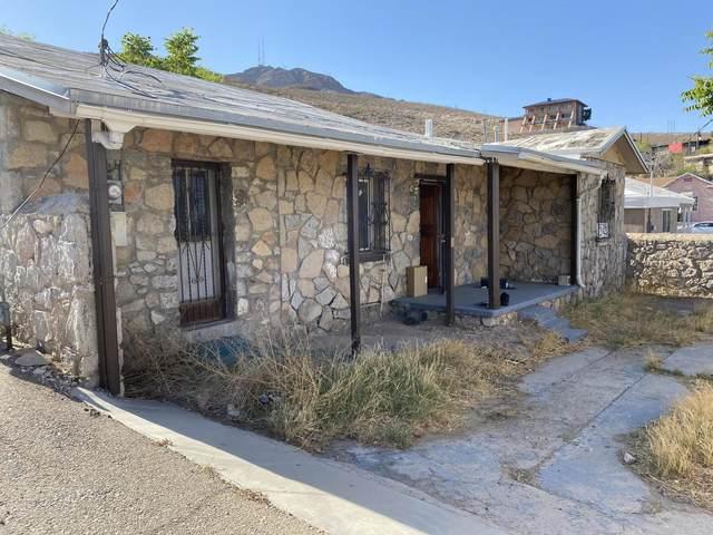 2406 Lebanon Avenue Rear, El Paso, TX 79930 (MLS #844940) :: The Matt Rice Group