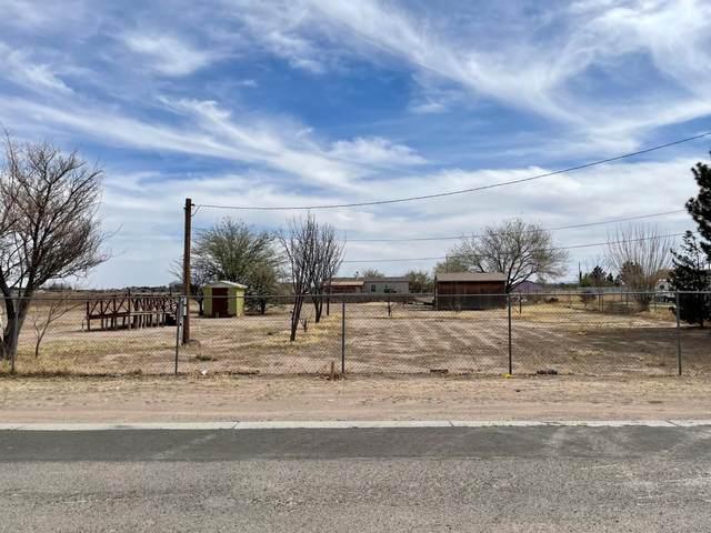 220 Flor Amarilla Avenue, Socorro, TX 79927 (MLS #844945) :: Preferred Closing Specialists