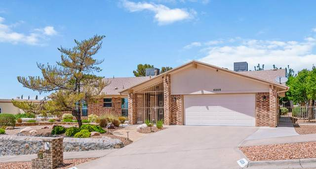 6209 Camino Alegre Drive, El Paso, TX 79912 (MLS #844948) :: Summus Realty
