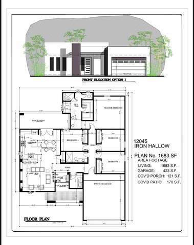 12278 Casa Bonita Place, Clint, TX 79836 (MLS #844949) :: Summus Realty