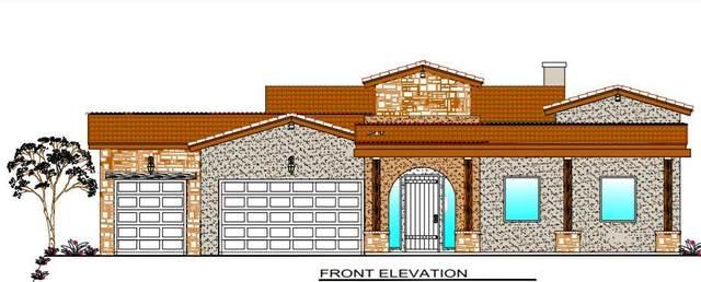 5656 River Run Street, El Paso, TX 79932 (MLS #844956) :: Summus Realty
