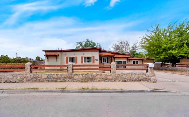 241 Pasodale Road, El Paso, TX 79907 (MLS #844957) :: The Purple House Real Estate Group
